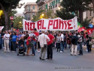 NO al PONTE ! -02/10/2010-088