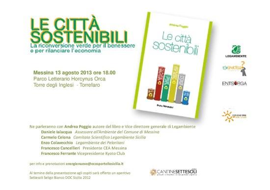 Le città sostenibili