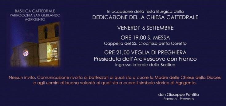 2013_09_06-Agrigento - Dedicazione della Chiesa Cattedrale