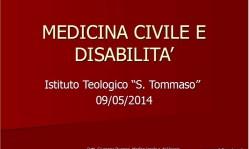 1-2014_05_09-SanTommasoMEDICINA CIVILE E DISABILITA'-G_RUGGERI