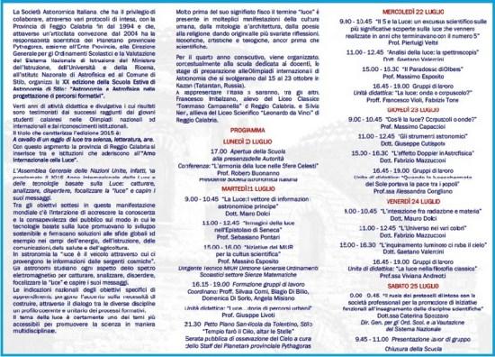 2015_07_PLA-ScuolaEstivaStilo-Programma