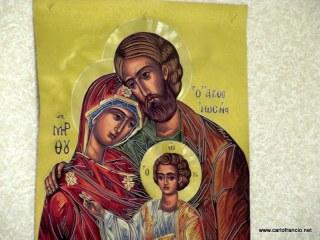 Sacra Famiglia Gesù Maria Giuseppe -sala Savio