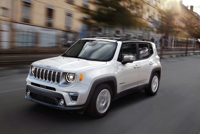 Most Unreliable Car Brands: #7 Jeep
