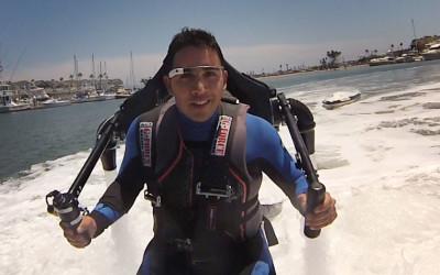 Google Glass and Jetpacks
