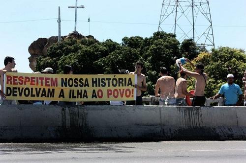 Manifestação-Ilha-do-Fogo