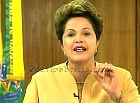 Dilma/Foto: AE