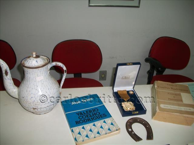 exposição museu Pai Chico Valério Coelho