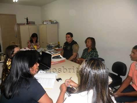 reunião Orocó