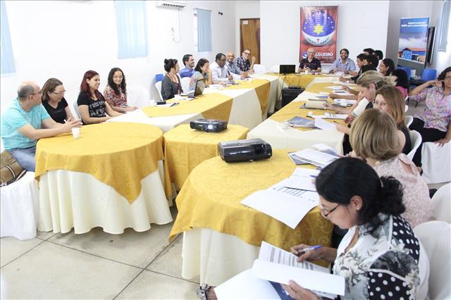 Reunião de secretários