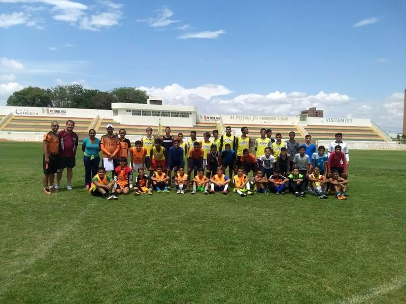93d1c1c792 Petrolina terá representação na 11ª Brasil Cup de Futebol de Campo ...