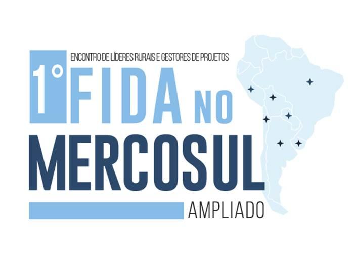 Resultado de imagem para 1o. Fida do Mercosul ampliado