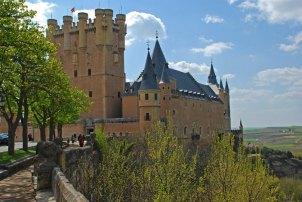 Alcázar: Torre de Juan II