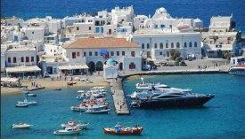 Puerto y Ayuntamiento