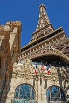 Torre Eiffel del Casino Paris Las Vegas