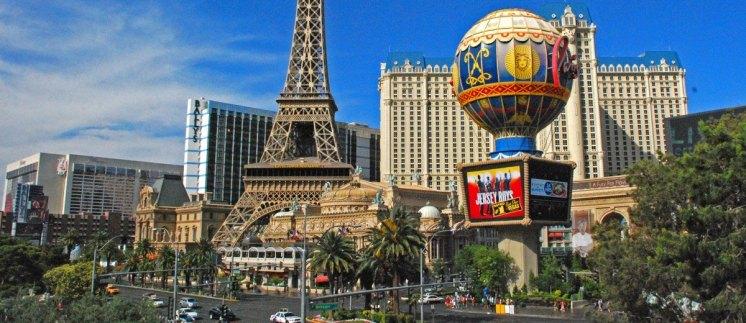 Casino Hotel Paris Las Vegas