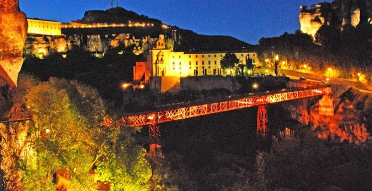 Puente de Hierro o de San Pablo