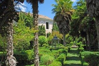 Brihuega - Jardines de la Real Fábrica de Paños