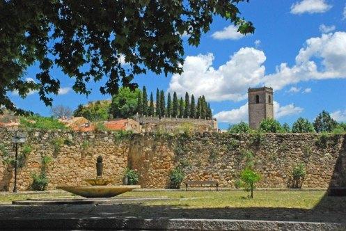 Brihuega - Plaza del Castillo