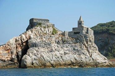 Iglesia y fortaleza de Porto Venere