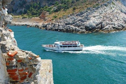 Barco Porto Venere - Cinque Terre