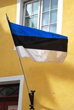 Bandera de Estonia