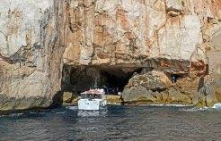 Gruta de Neptuno en Cabo Caccia