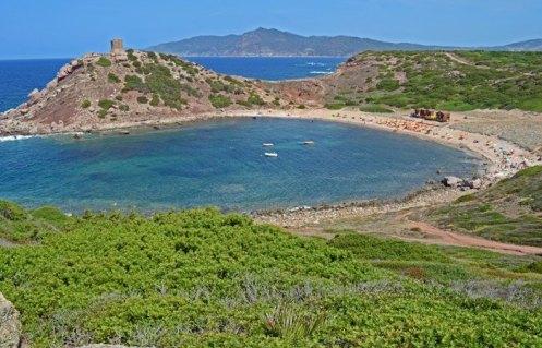 Bahía del Porticciolo