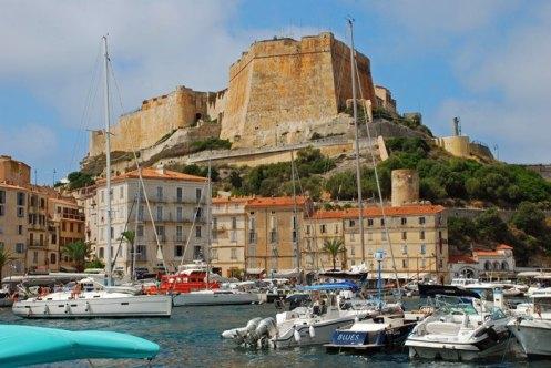 Puerto y Murallas de Bonifacio