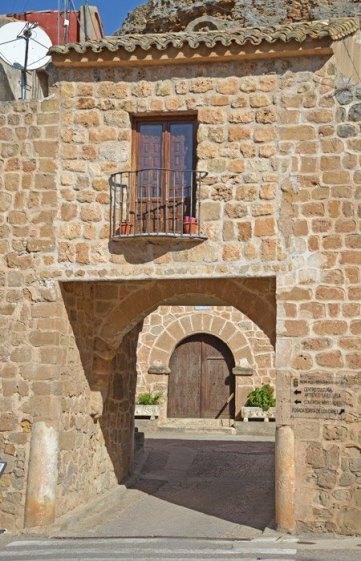 Zorita de los Canes - Puerta de las Murallas