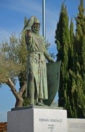 Conde Fernán Núñez de Castilla