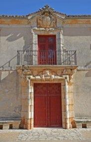 Portada del Palacio