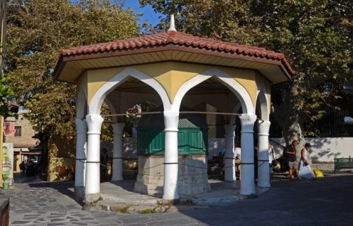 Mezquita de Ibrahim Pasha
