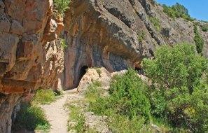 Acueducto Romano - Tramos en tuneles