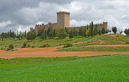 Castillo de Peñaranda de Duero