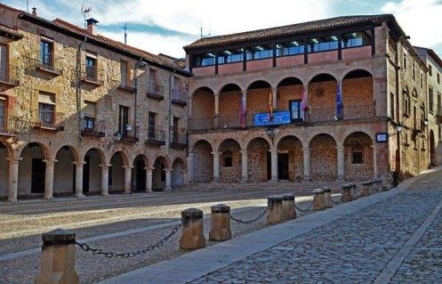 Plaza Mayor - Ayuntamiento
