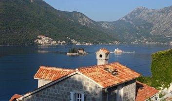 Perast y Bahía de Kotor