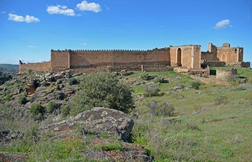 Castillo de Montalbán