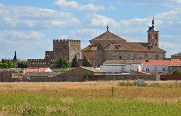 Castillo e Iglesia de Mascaraque