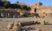 Necrópolis de Chellah. Foro Romano y Murallas