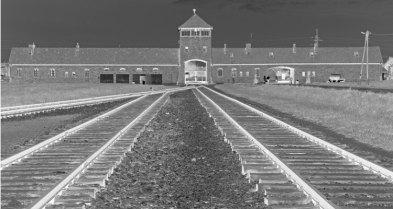 Auschwitz II-Birkenau. Vías y Estación