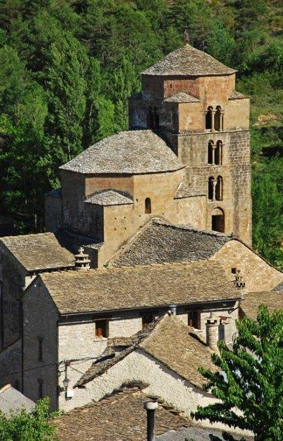 Monasterio de Santa Cruz de la Serós