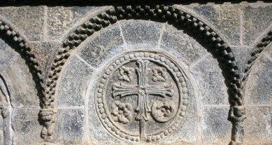 Monasterio de San Juan de la Peñ.a. Panteón de los Reyes de Aragón