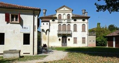 Villa Pisani. Cocinas y Restaurante