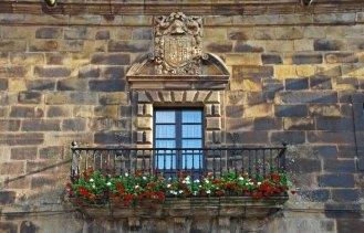 Fachada Casa de los Cañones