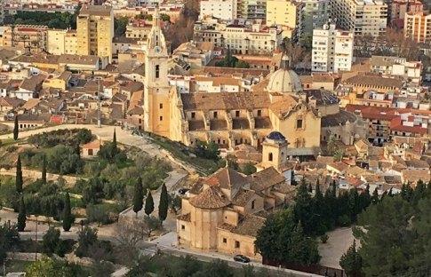 La Seo y Ermita de Sant Josep