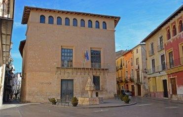Palacio Ruiz de Alarcón