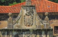 Palacio de la Rañada - Escudo
