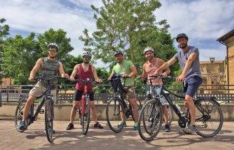 En bici con CarlosdeViaje