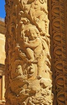 CASALARREINA - Monasterio Claustro