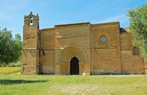 CUZCURRITA de RÍO TIRÓN - Ermita de Santa María de Sorejana
